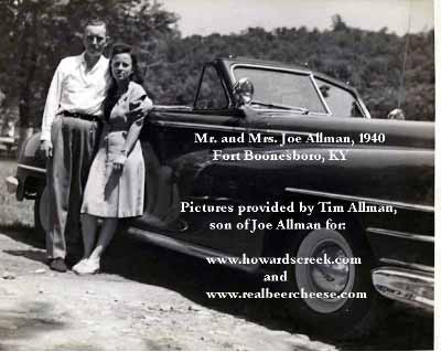 mr and mrs joe allman